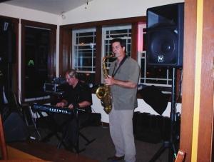 Mark Lessman and Rob Whitlock