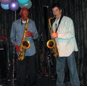 Mark Lessman and Daniel Jackson